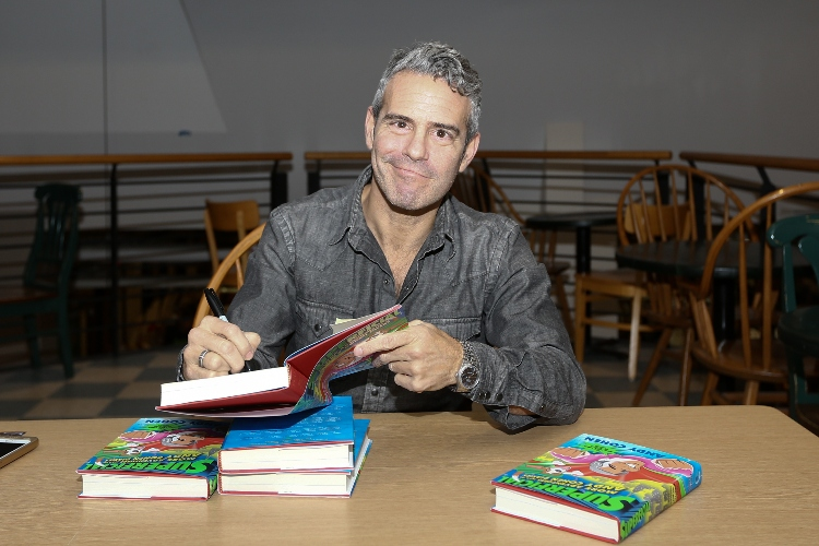 andy cohen reveals 2-year-old ben started saying this phrase