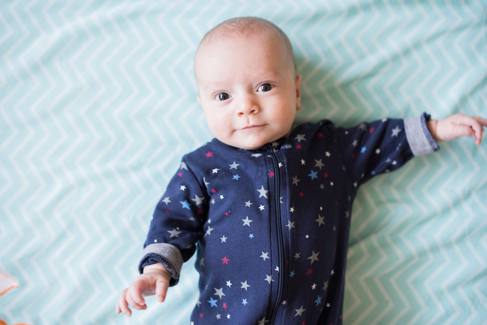 25 popular, uplifting baby boy names new parents are turning to today