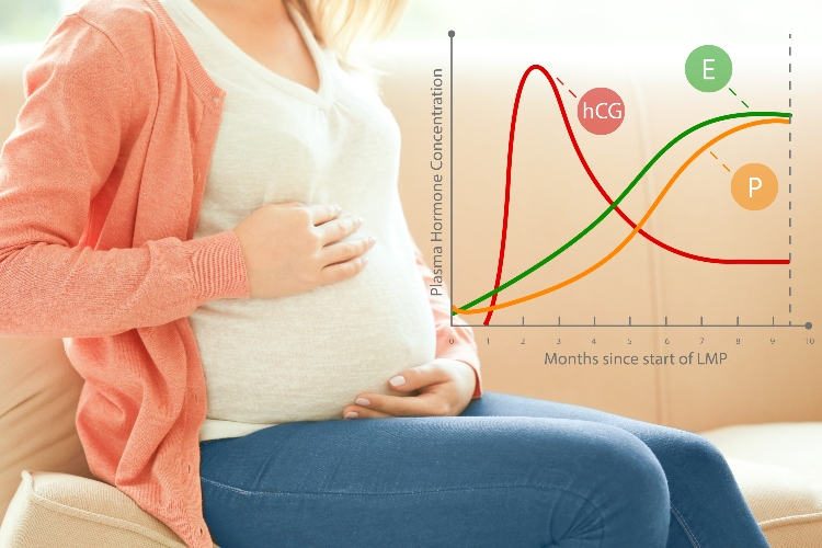 q&a: were you ever concerned about your hcg levels?