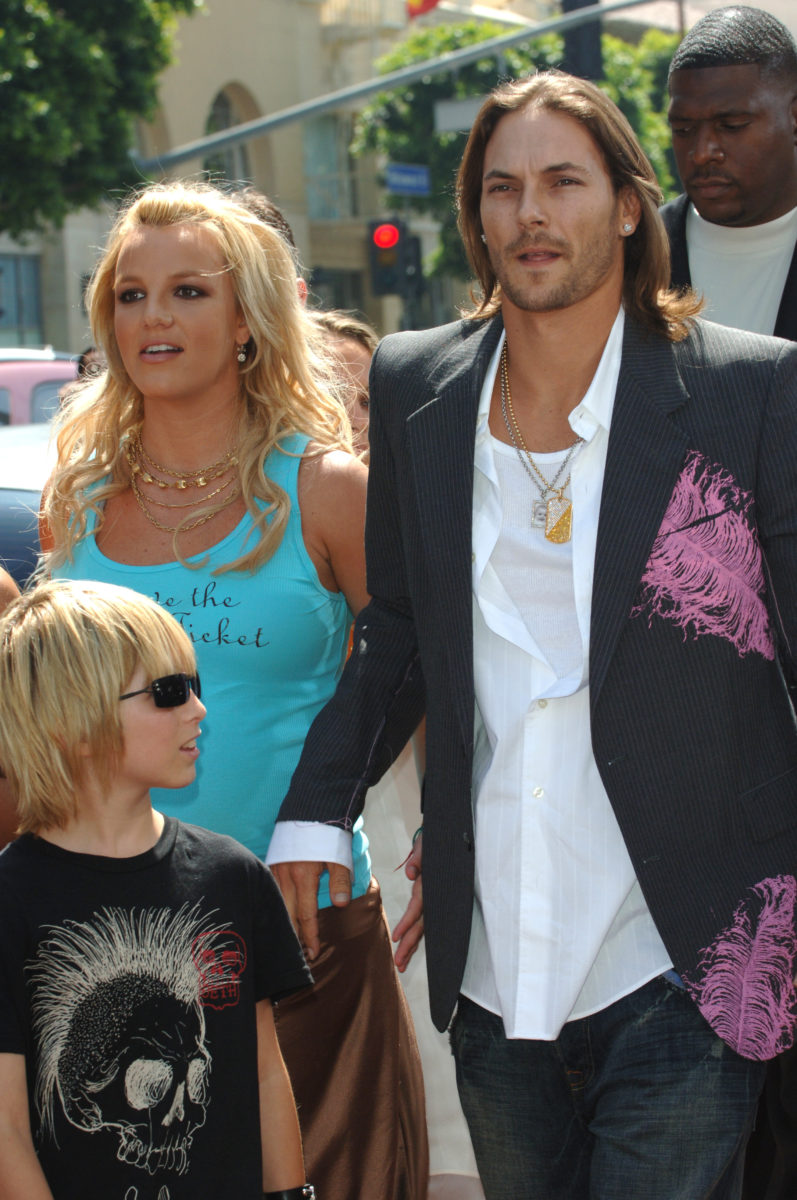 kevin federline on being a father of six and loving every second of it