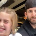 Tarek El Moussa Can't Stop Smiling While Dancing With Daughter Taylor at His Engagement Party: 'Boy Is She Growing Up Fast'