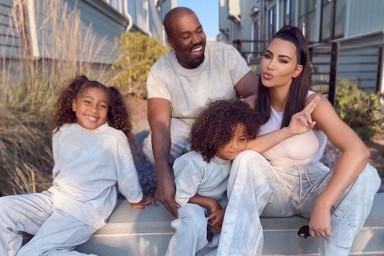kanye west requests joint custody & no spousal support in rejoinder to kim kardashian's divorce filing