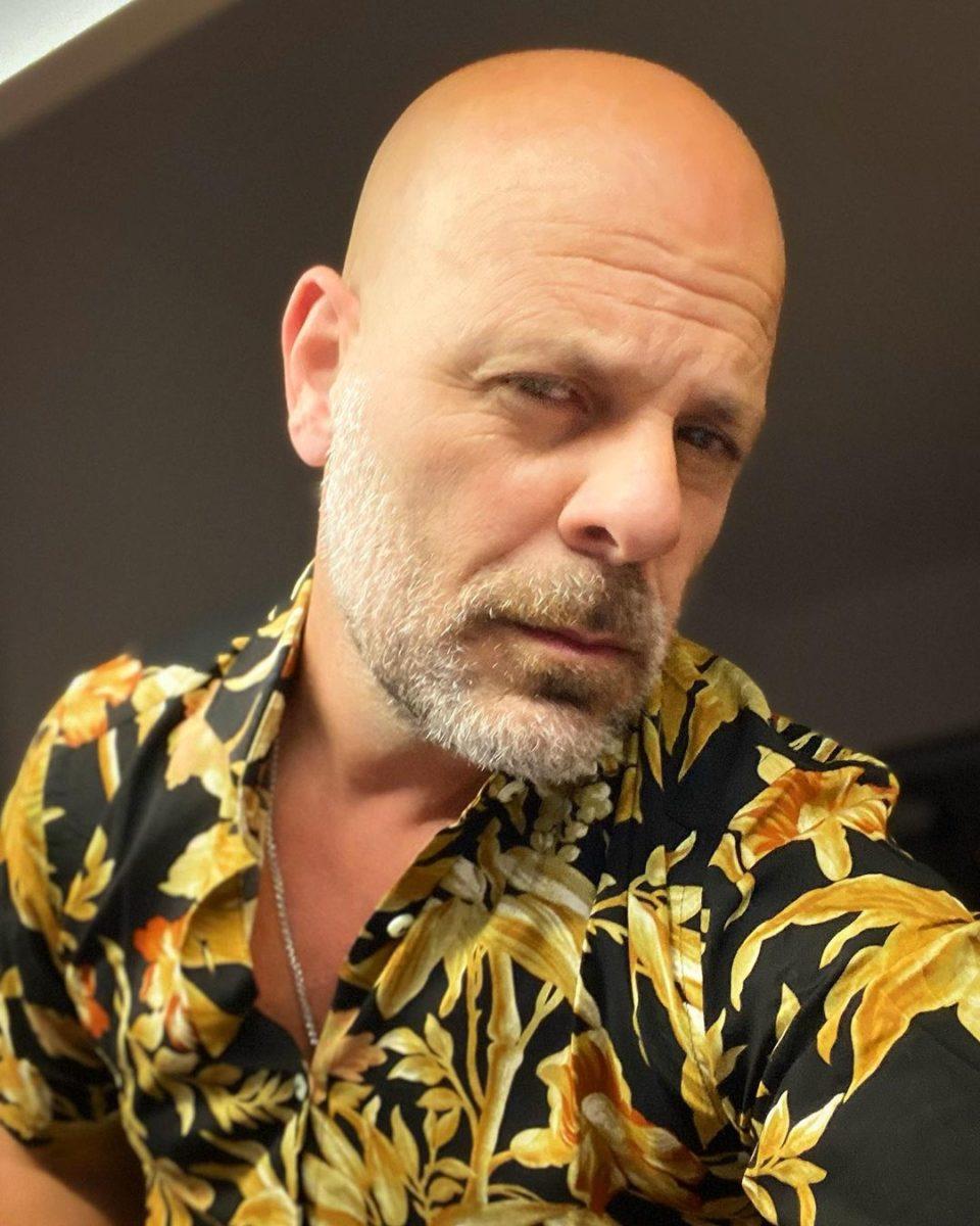 Bald men pics sexy 30 Hot