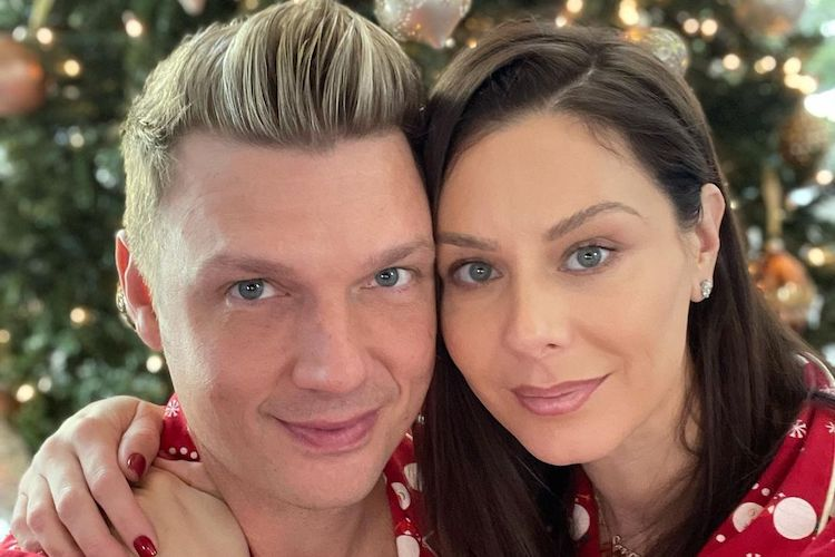 nick carter and lauren kitt carter return home, 'safe and sound,' after spending days in hospital with their newborn