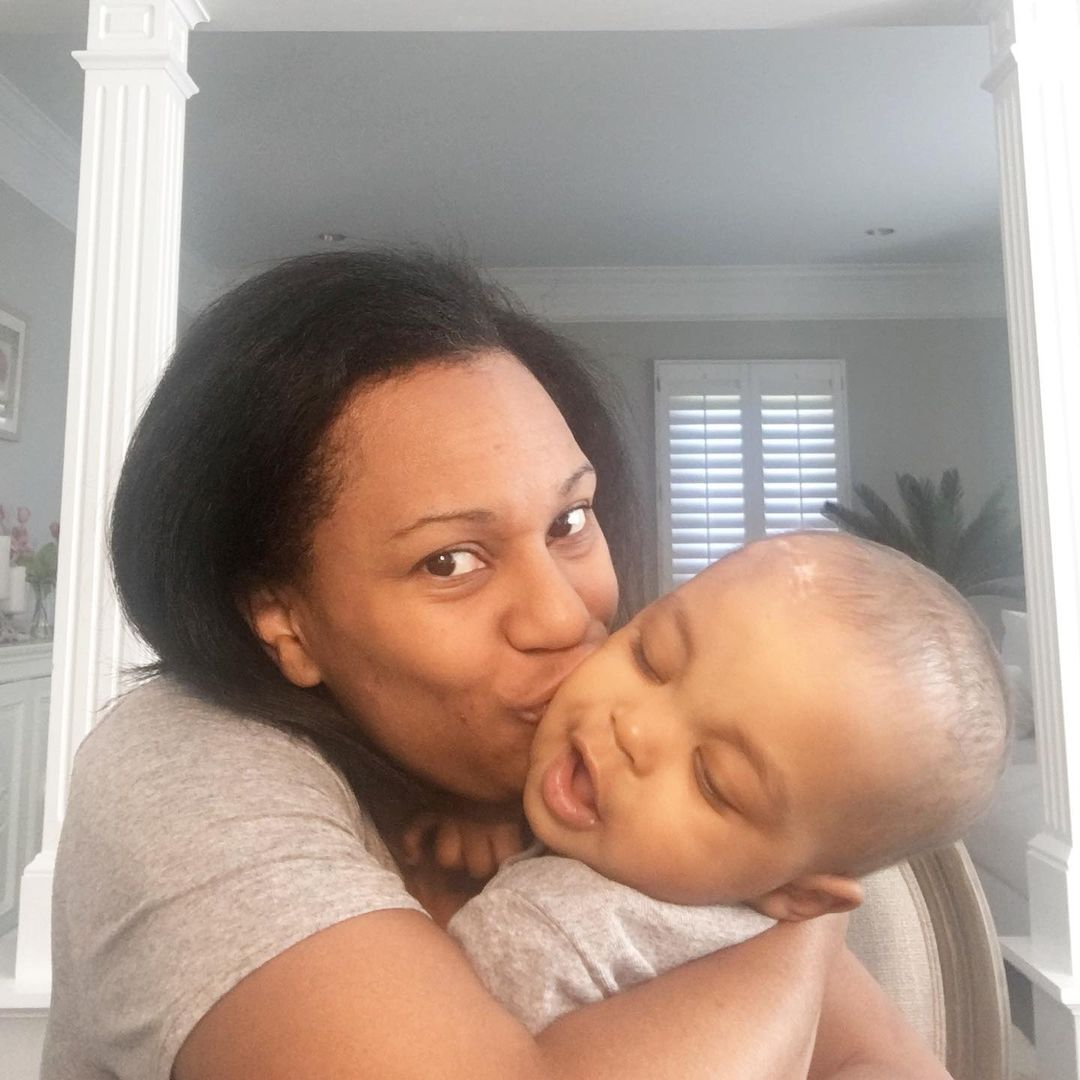 cnn's rene marsh shares devastating message on her birthday just days after the death of her 2-year-old son