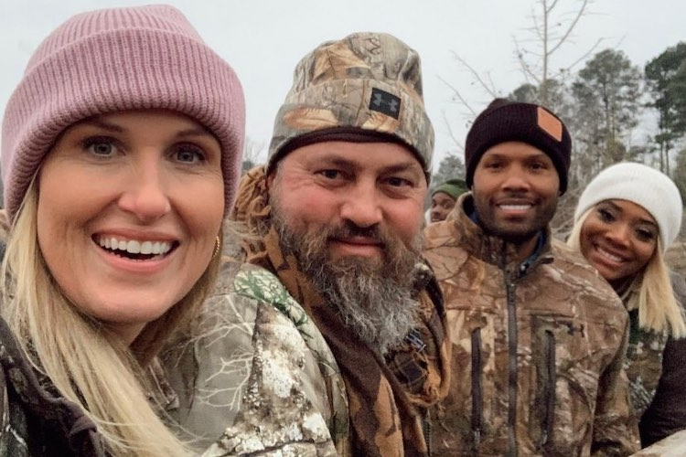 duck dynasty's korie and willie robertson discuss 'ugly' racist comments made about their son
