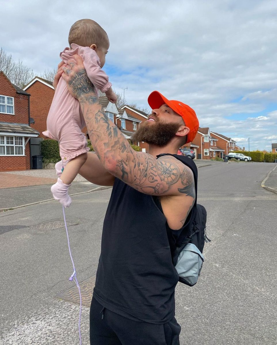 ashley cain opens up days after death of baby girl: 'my heart is shattered'