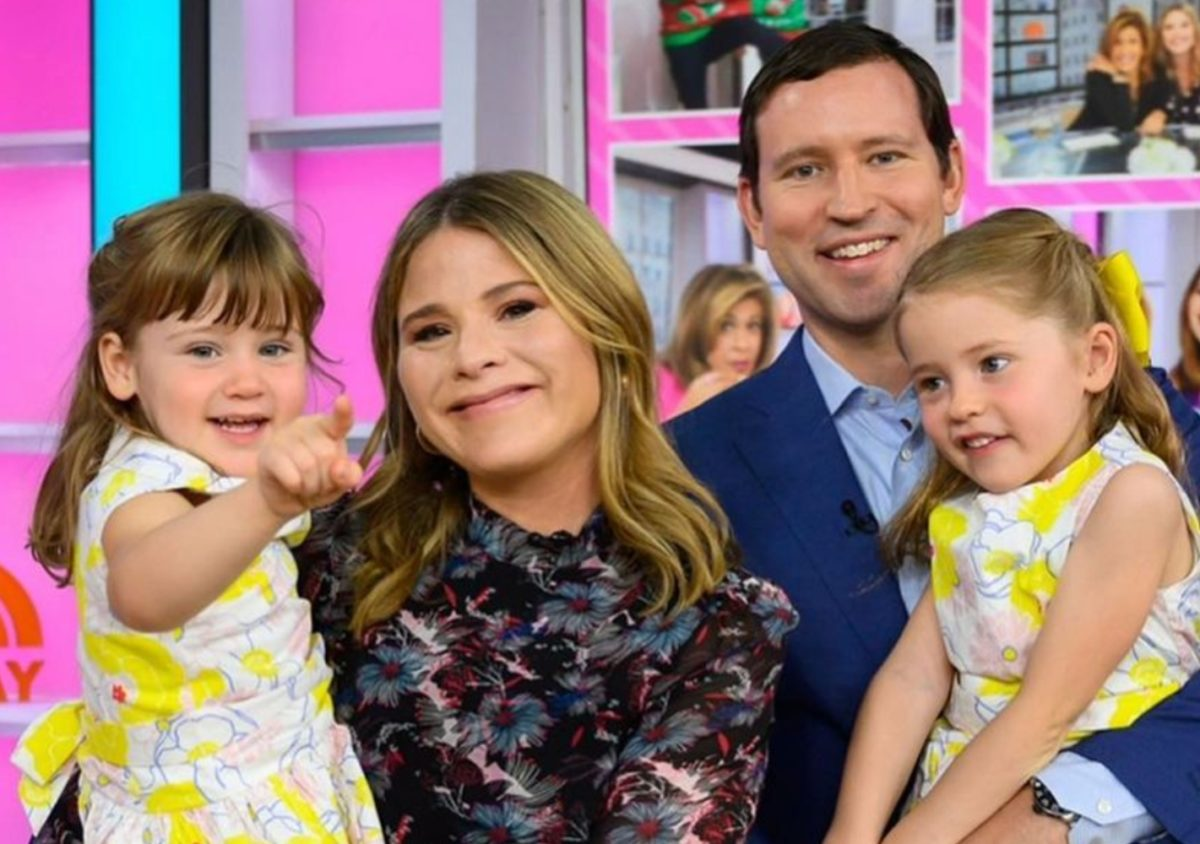 jenna bush hager's 8-year-old asks about sex during oscars
