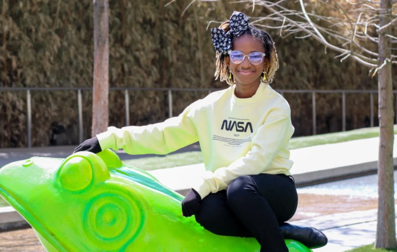12-year-old is college-bound, dreams of being nasa engineer