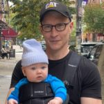 Anderson Cooper's Son Wyatt Is Mesmerized While Watching His Dad on TV for the First Time