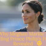 Prince Harry to Attend His Grandfather's Funeral, Meghan Markle Will Not