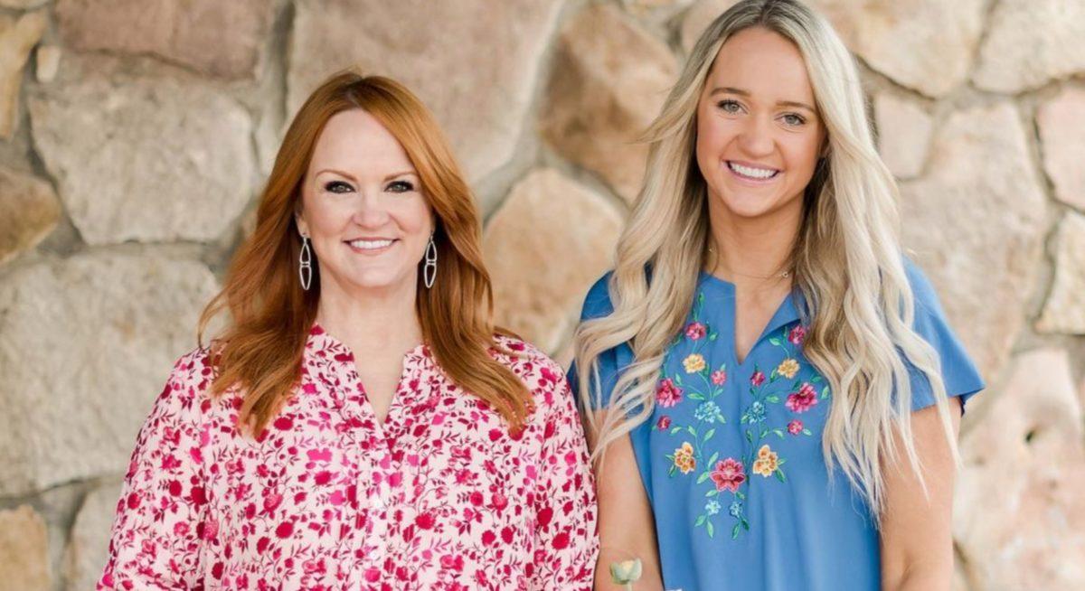 ree drummond's daughter reveals mom crafted wedding menu