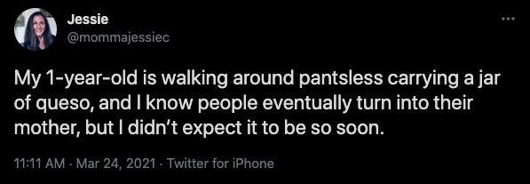 25 of the best funny parenting tweets we laughed at in march