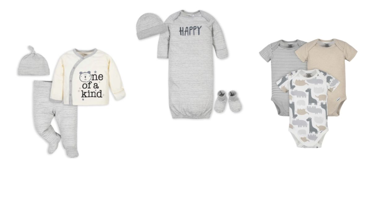 baby clothes check out these top-selling items from gerber's childrenswear line