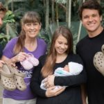 Bindi Irwin Share Sweet Photo of Newborn Daughter Grace, Says She's 'Always Dreaming'