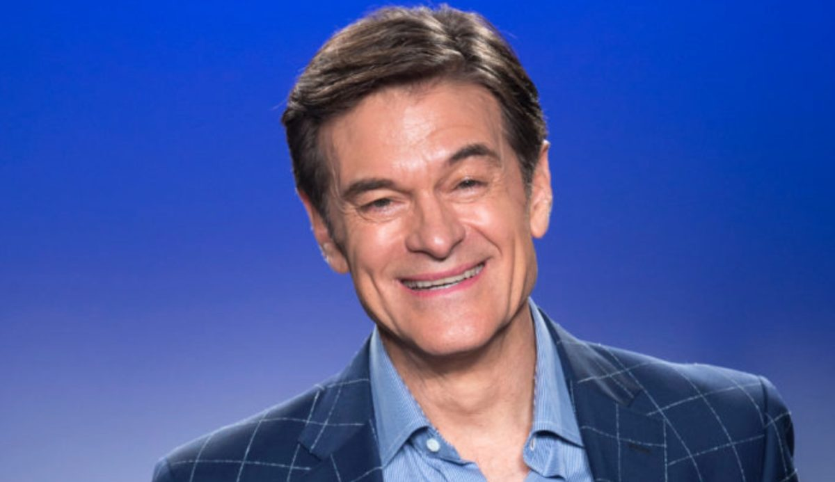 dr. oz may have just saved everyone's marriage…you're welcome
