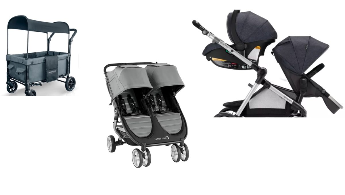 you asked moms what the best double strollers are and we found their recommendations for you