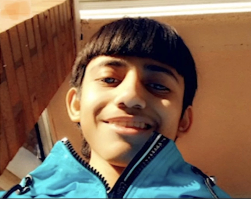 bodycam footage shows 13-year-old adam toledo put his hands up as he was shot by chicago police