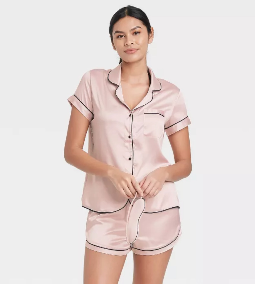 when it comes to the perfect mother's day gift, a handful of moms say it's this pajama set from target for just $25