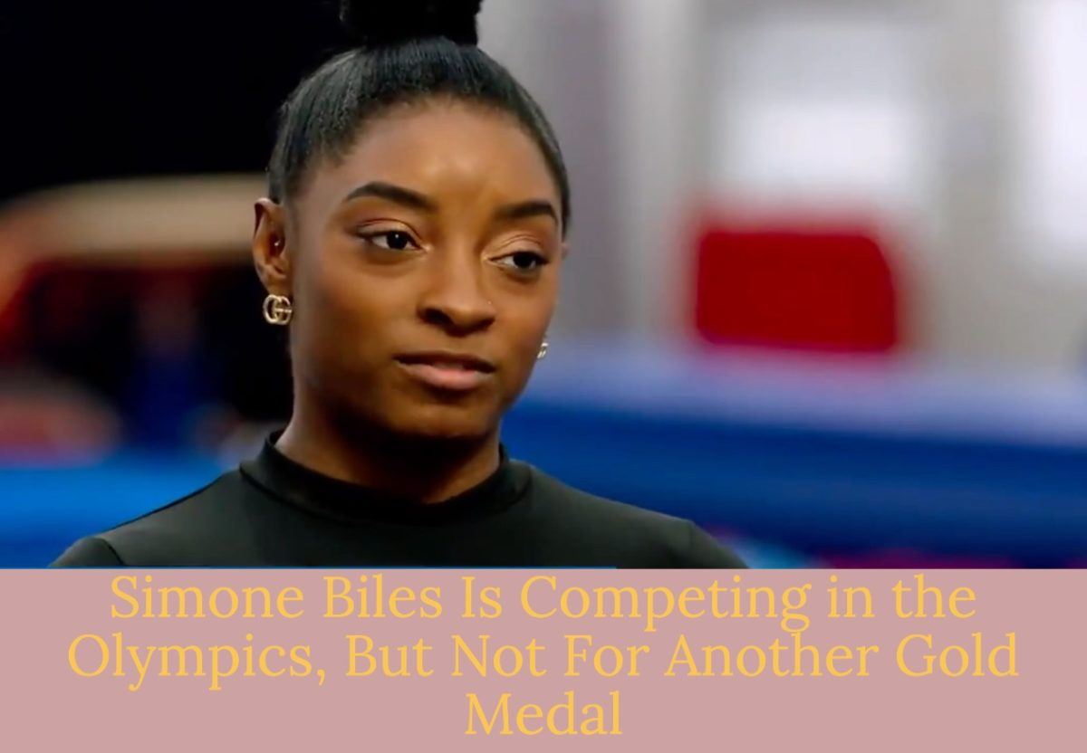 simone biles says competing in tokyo this year is much more than just winning another olympic medal