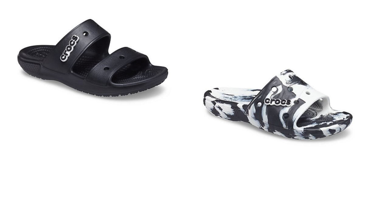 crocs season is coming and they have a new product people are obsessed with