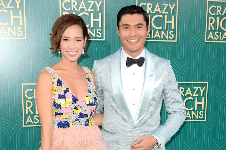 henry golding and liv lo welcome first baby together & share adorable picture
