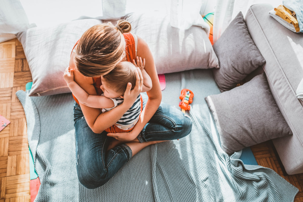 hey, stay-at-home moms, what does your spouse provide in your household?