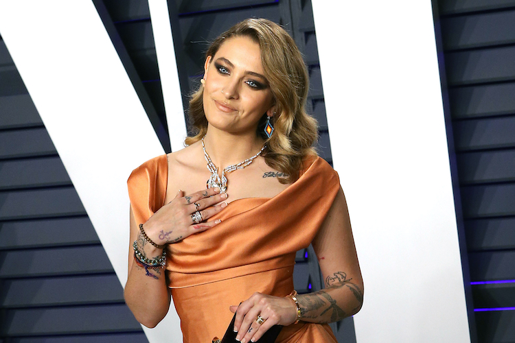 paris jackson who rarely speaks about her famous dad, opened up about parenting lessons michael jackson taught her