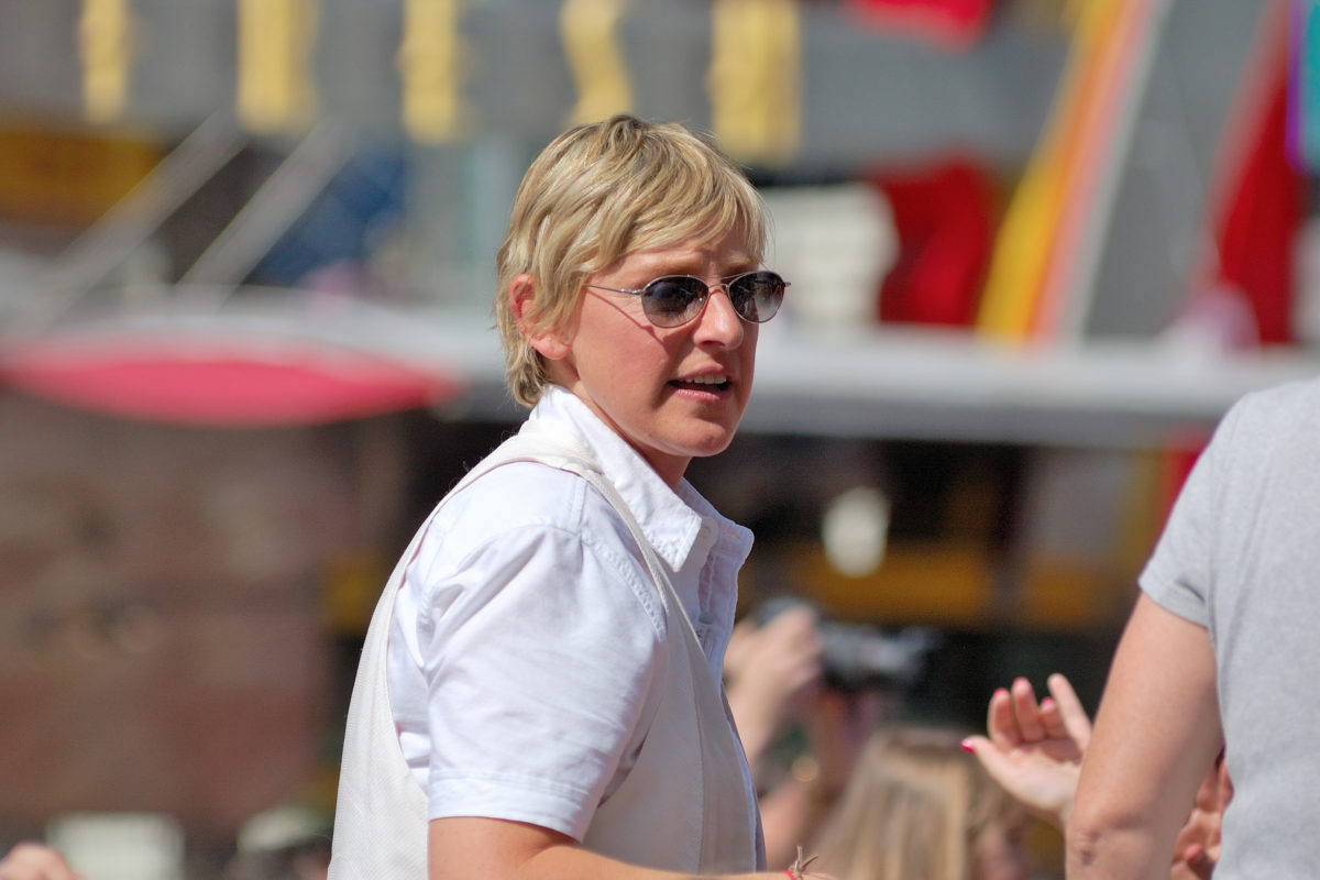 ellen degeneres 'cancelled' again for her response to derek chauvin's verdict