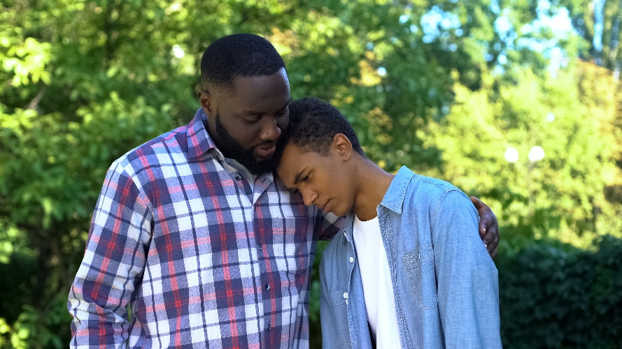 father pens letter on teaching black teen to not just drive