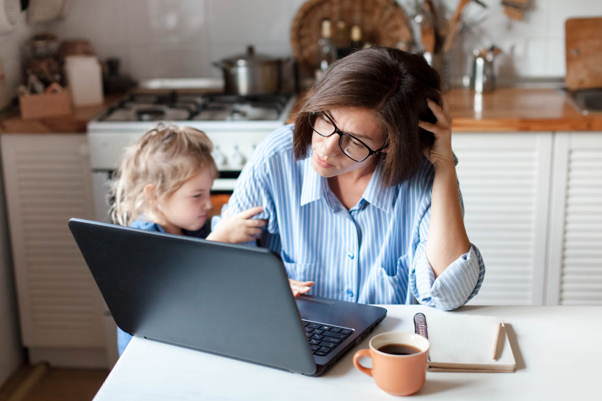 after becoming a stay-at-home-mom, my family started judging me: should i go back to work?