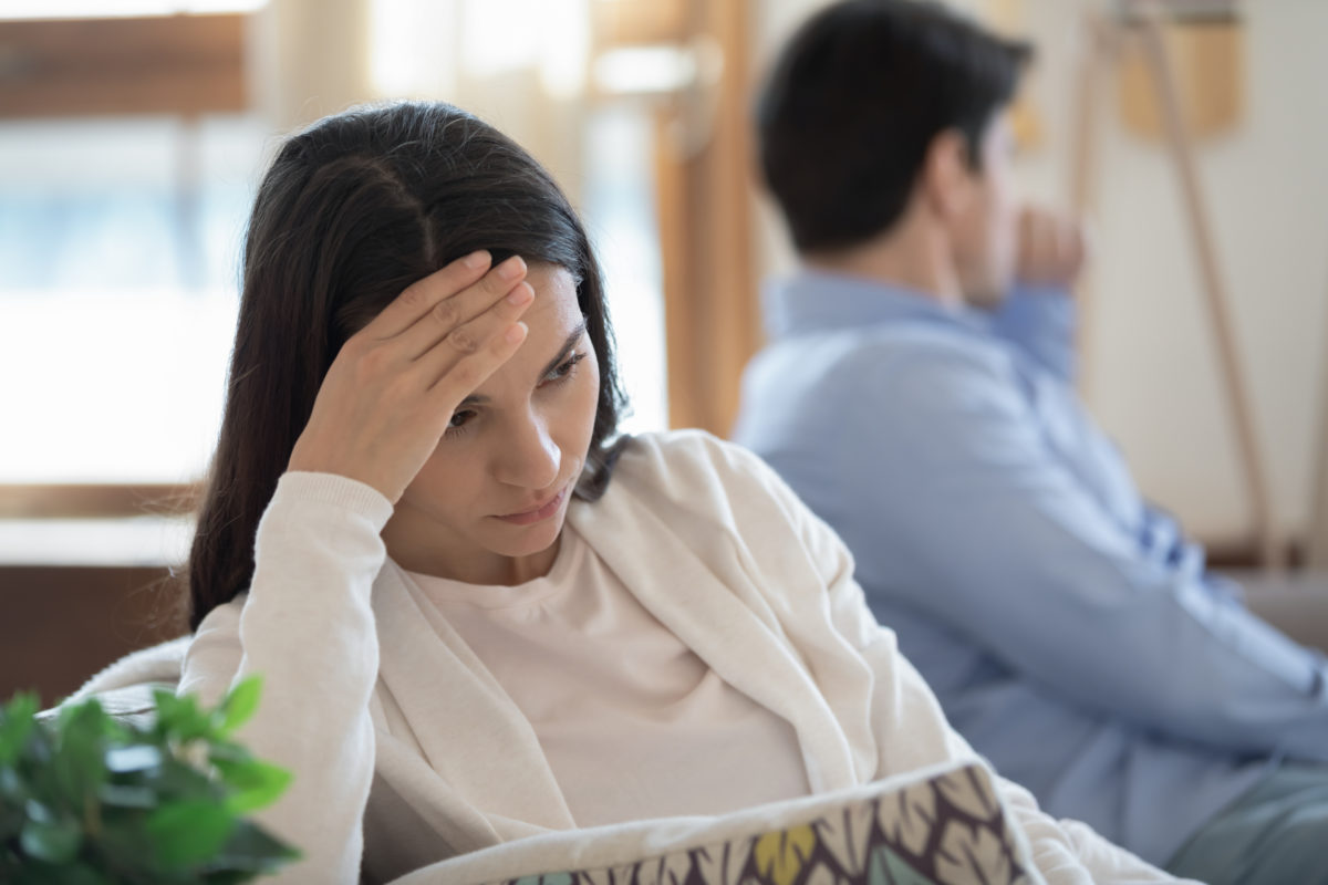 i think my husband has a secret life, how do you know when it's time to end a marriage?