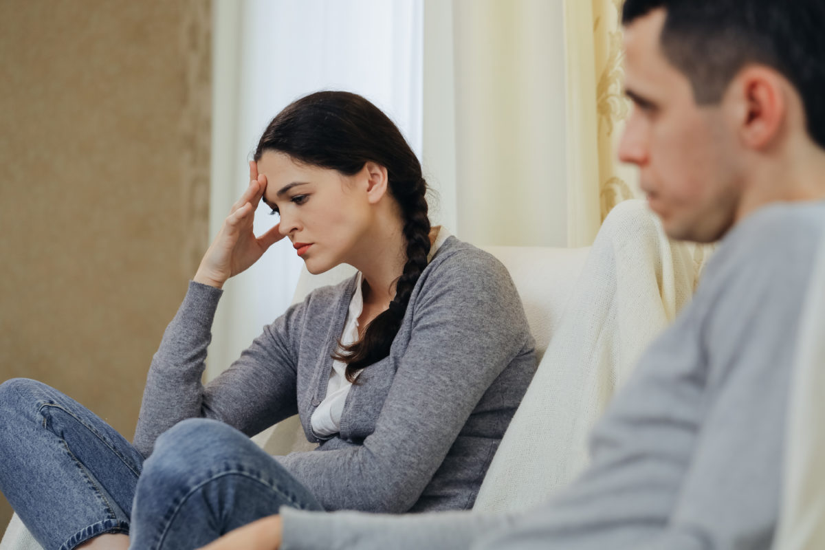 what should i do? my husband constantly reminds me that he is not excited about my pregnancy