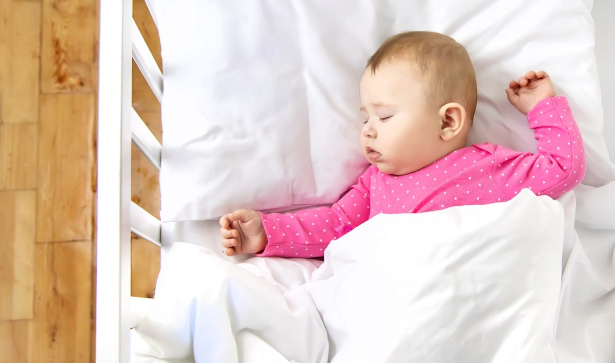 study reveals 75% of sids deaths resulted from soft bedding