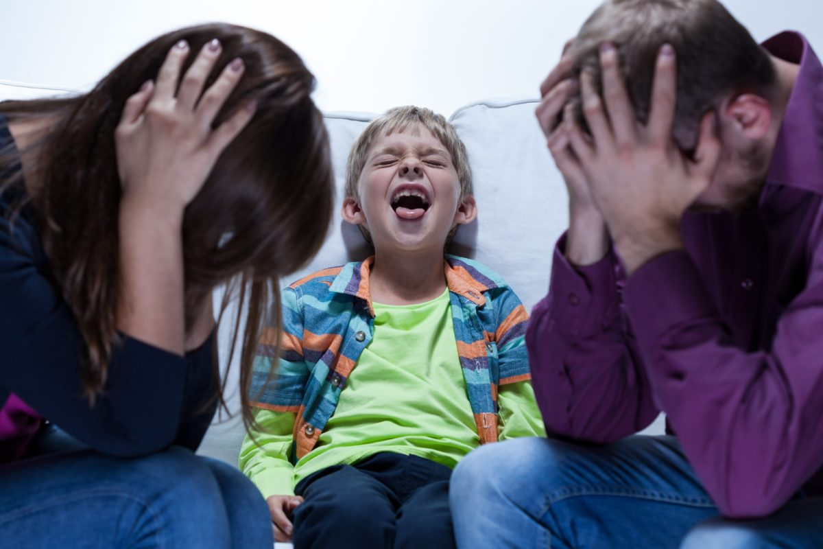 parents who post tiktoks disciplining kids do more harm