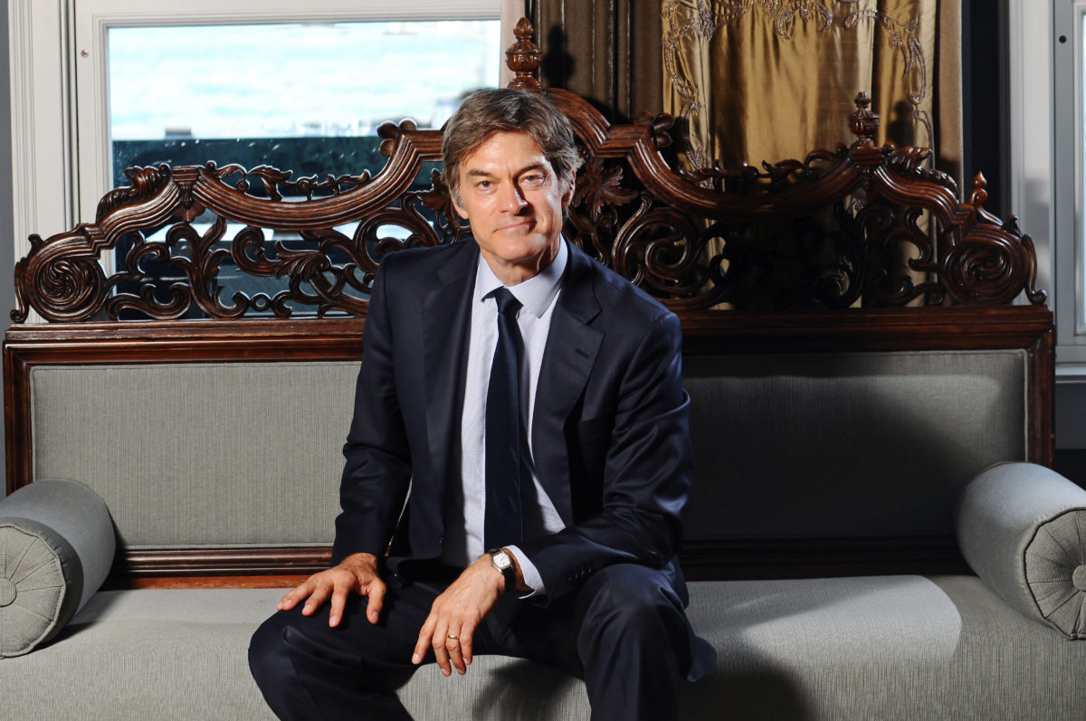 dr. oz may have just saved everyone's marriage…you're welcome | parenting questions | mamas uncut shutterstock 298454660