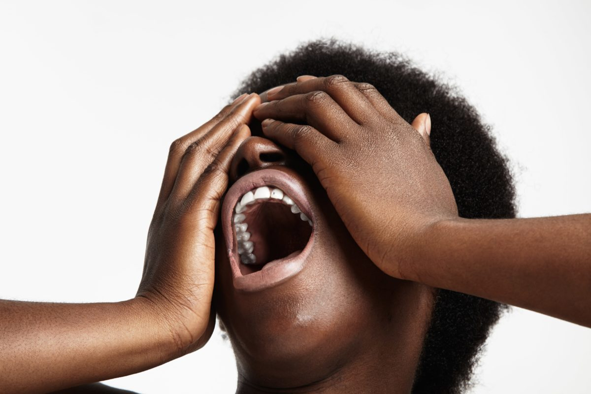 michigan woman glues eyes shut, almost loses vision