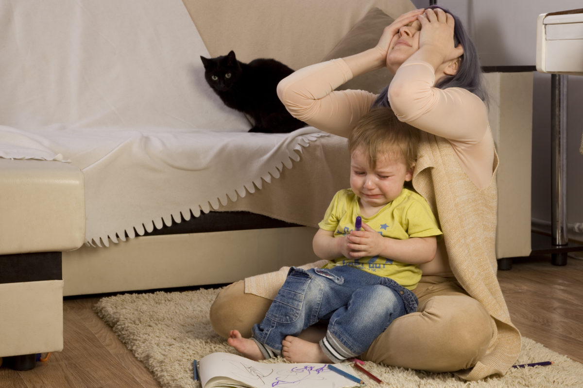 i need advice: my child has become aggressive towards me and i don't know what to do now