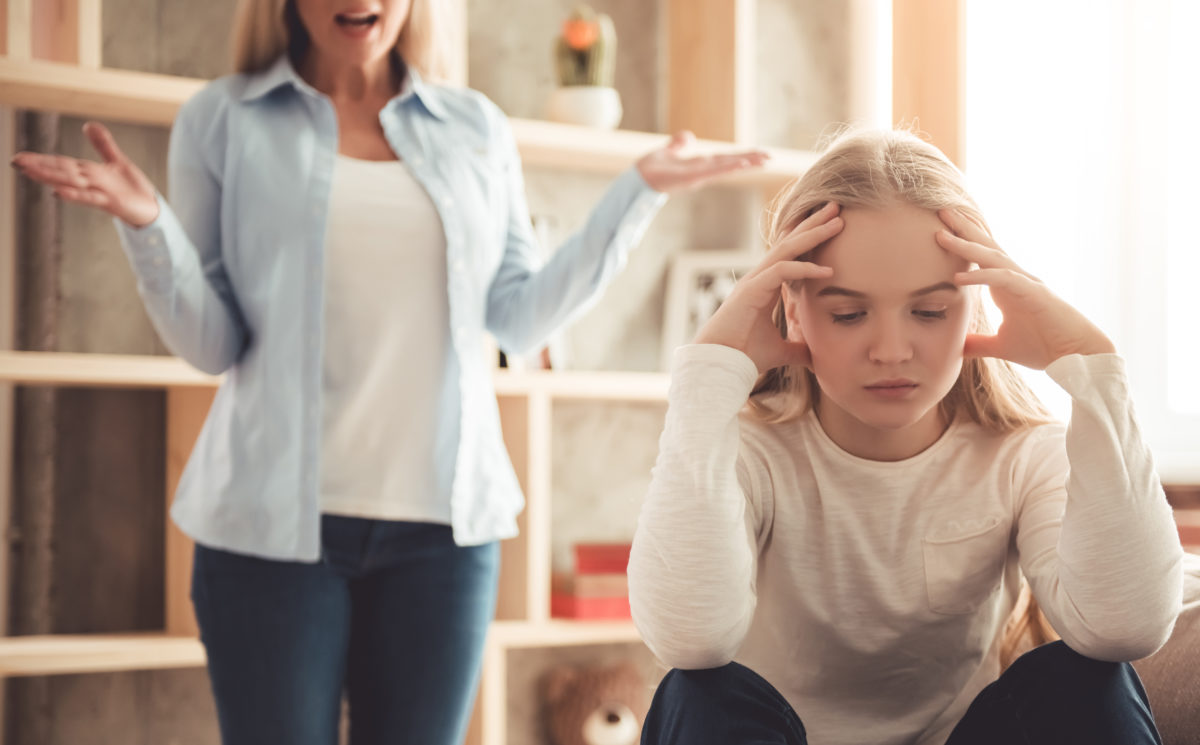 hey parents, do you believe strict parents cause sneaky kids?