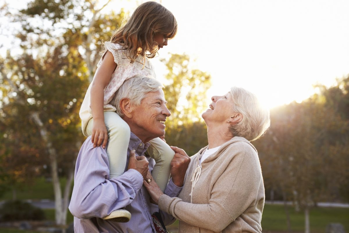 grandparents tell grandkids to put more effort into looks
