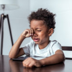 How Should I Confront My Father-in-Law Who Keeps Telling My Son 'Men Don't Cry'