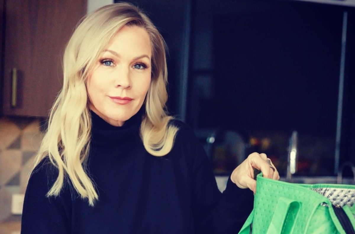 jennie garth says parenting older kids is 'a whole ballgame'