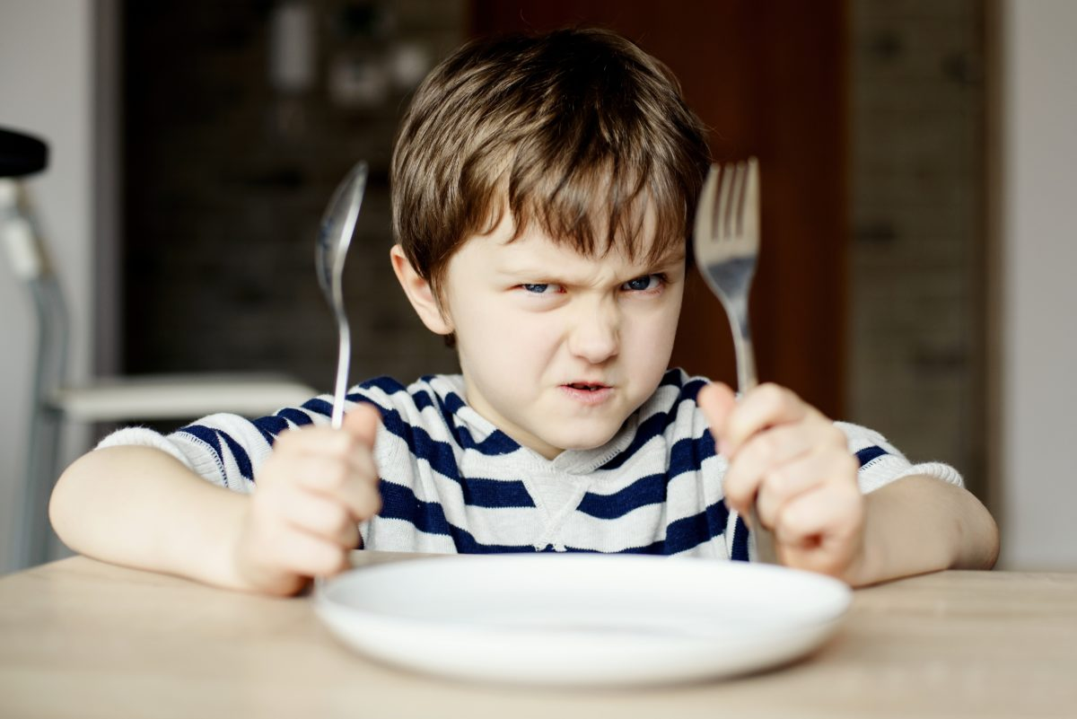 after coming home from work, i learned by husband didn't feed our kids lunch, and i don't know how to react