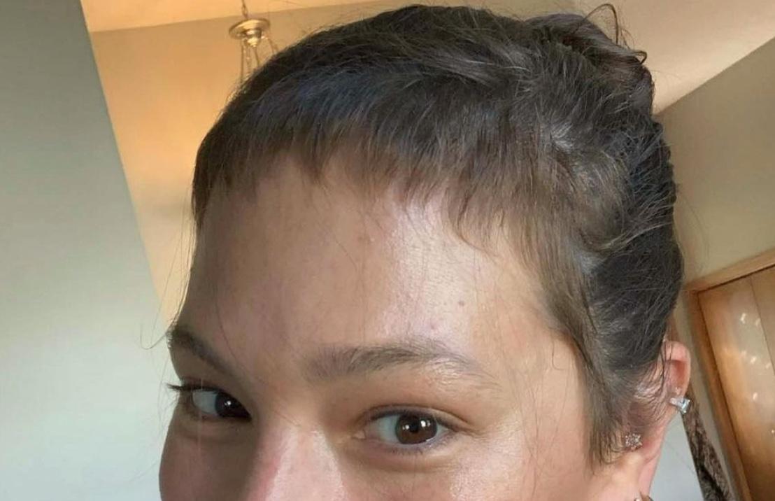 ashley graham's hair loss 4 month postpartum traumatized her
