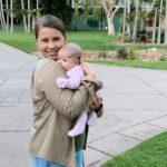 Bindi Irwin Shows Baby Grace The Family's Australia Zoo: 'She Loves An Afternoon Walk'