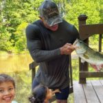 Dwayne Johnson Boasts About His Brave Little Girls On Fishing Trip: 'Kids Can Get Traumatized...Not My Girls'