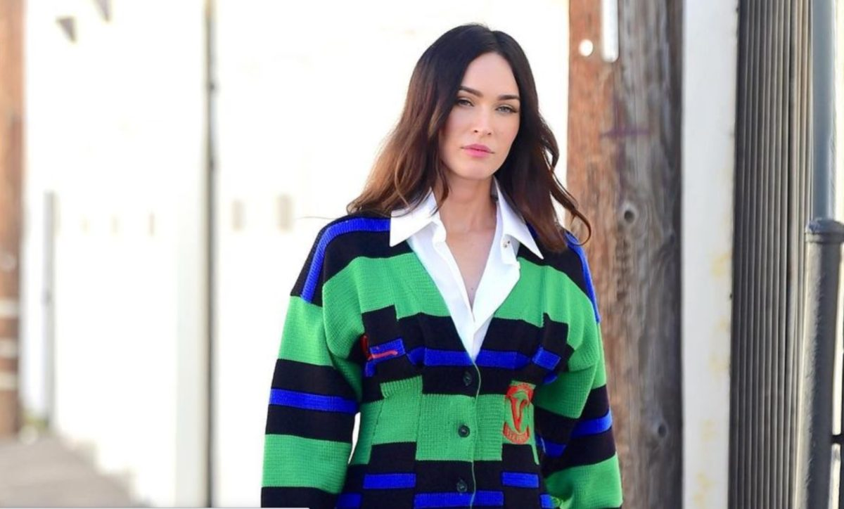 megan fox on being a mom of 3 boys we need to live in a cell