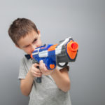 I Would Rather My Son Didn't Play With Toy Guns, But His Friends Do: How Should I Handle This
