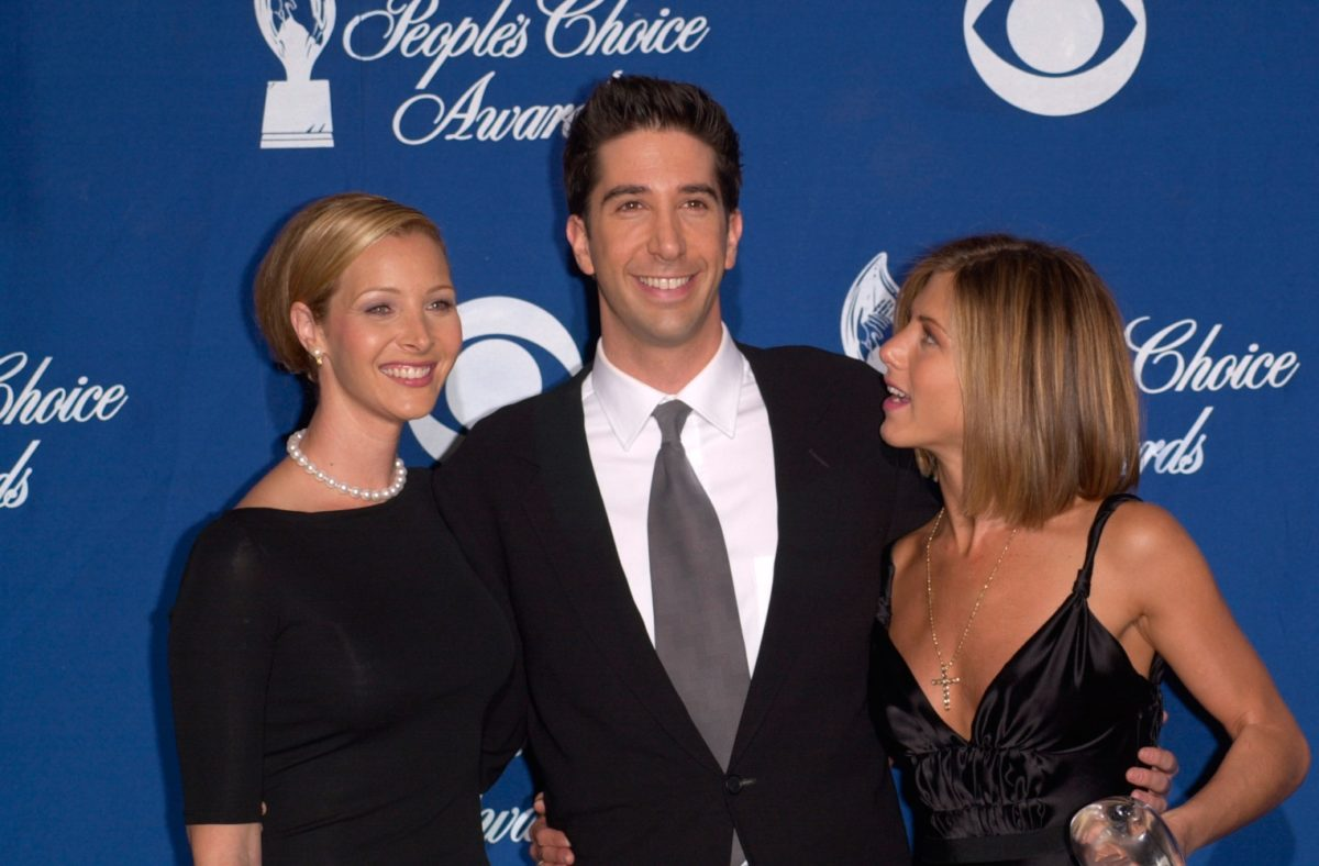 jennifer aniston and david schwimmer reveal they absolutely had a 'crush' on each other