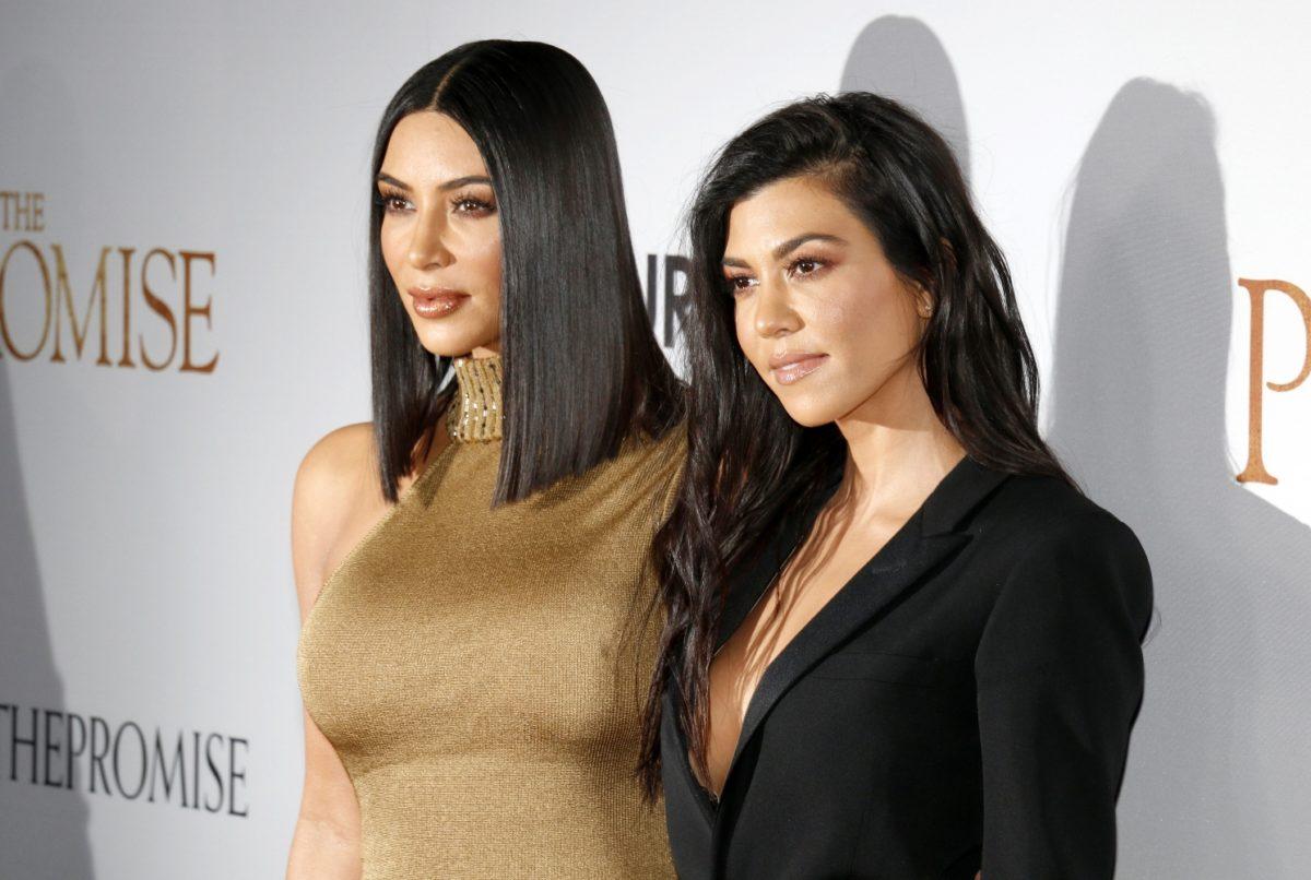 kim kardashian on kourtney kardashian's history of degrading